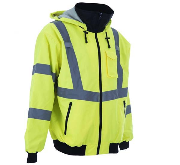 Hi Vis Fireproof Jackets Safety Workwear jacket