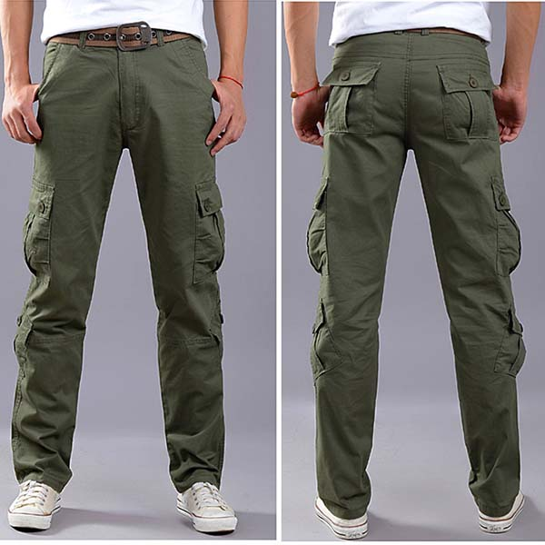 custom Men's work pants Factory