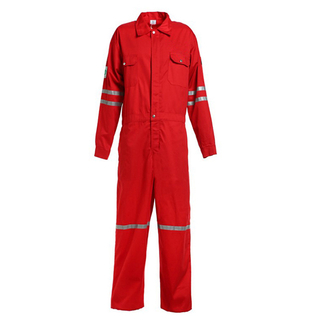Custom safety working coveralls