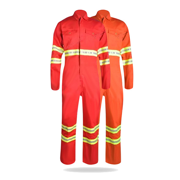 Customized Safety Overalls